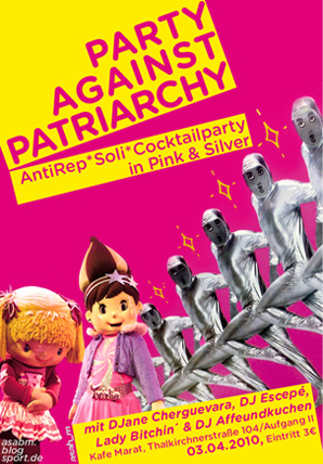 Party Against Patriarchy!